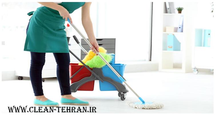 نظافتچی آقا در تهران